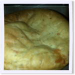Garlic Cheese Italian Herb Bread for the Bread Maker