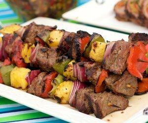 Best Grilled Beef Kebabs