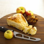 Alouette Baby Brie Wedge in Phyllo