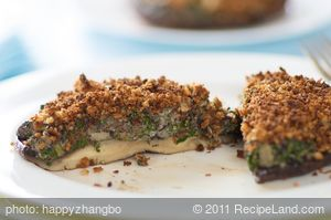 Fabulous Stuffed Portobello Mushrooms
