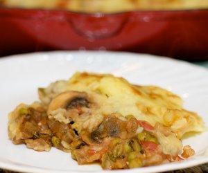 Awesome Ratatouille Sherherd's Pie