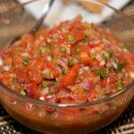 Quick & Spicy Salsa in 15 minutes