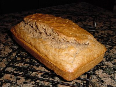 Amish Bread with Oatmeal