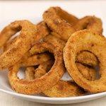 Crispy Oven-Fried Onion Rings