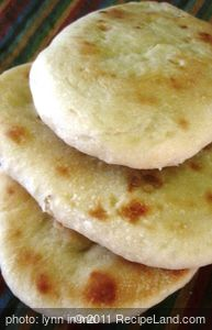 Buttermilk Naan Bread
