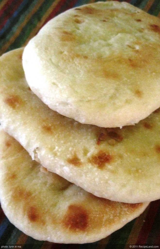 Buttermilk Naan Bread