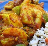 Chicken and Shrimp Vindaloo