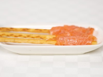 Easy Smoked Salmon Sticks