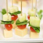 Veggie Cheese Sticks