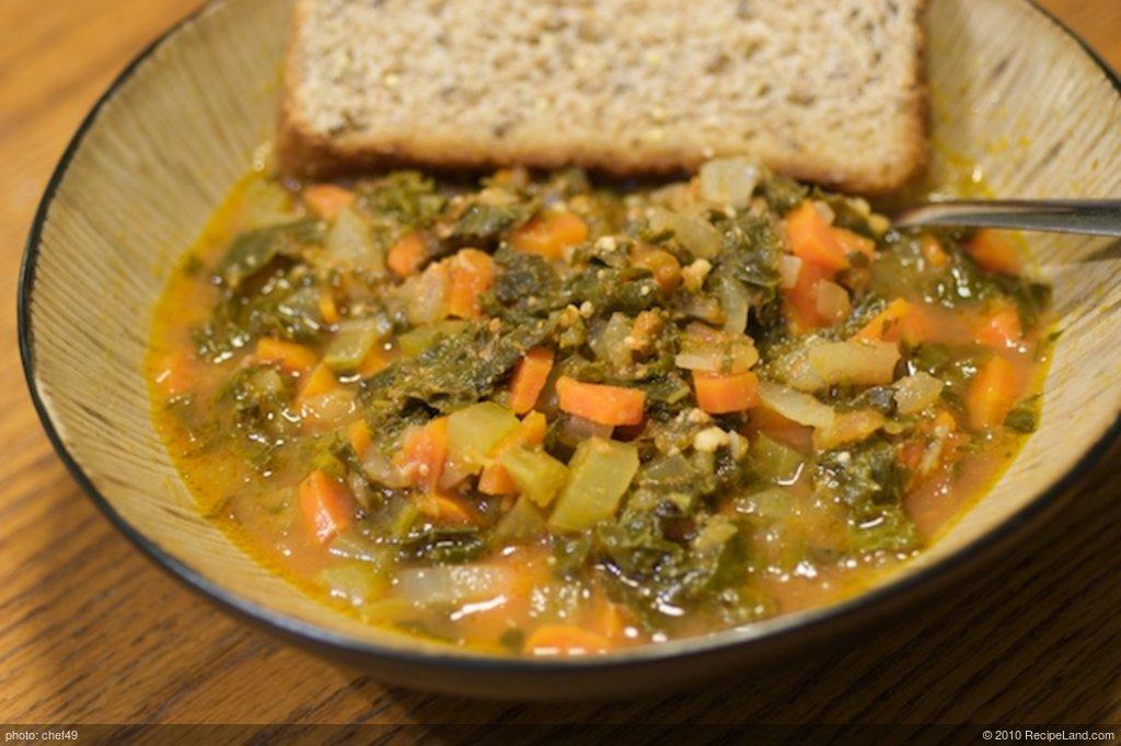 Power Kale Soup
