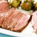Perfect juicy flank steak
