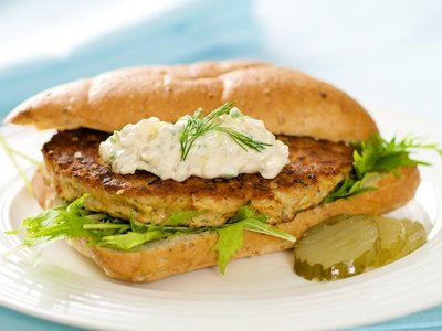 Favourite Salmon Patties