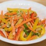 Asian Fresh Veggie Salad