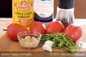 Homemade Chunky Tomato Jam