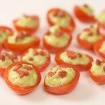 Guacamole Cherry Tomatoes