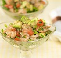 15 Minute Shrimp and Avocado Salad