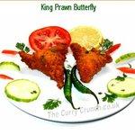 King Prawn Butterfly
