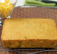 Moist Double Corn Cornbread