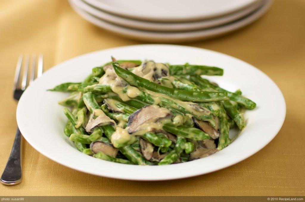 Green Beans Supreme