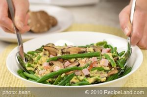 Green Beans Supreme (Modern Low Fat Version)