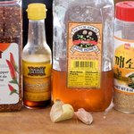 Meanwhile get together these a few ingredients to make a sauce.