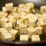 Here I made my smoked marinated tofu, which is totally optional.