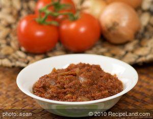 No Salt Spaghetti Sauce