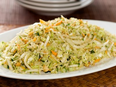 Spicy Thai Slaw