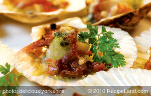 Whitby Queen Scallops - Deliciouslyorkshire