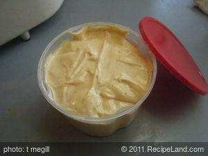 Spicy habanero mayonnaise
