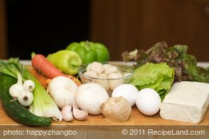 Lettuce Wrap