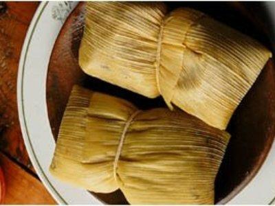 Huminta (Bolivian Style Souffle)