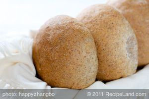Perfect Whole Wheat Hamburger Buns
