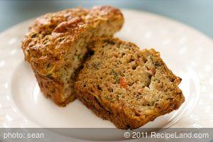 Amazing Mediterranean Zucchini Muffins