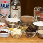 These are the ingredients we need to make this ultimate hot fudge pudding cake.