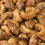 Party Almonds infused with Rosemary & Parmesan Cheese