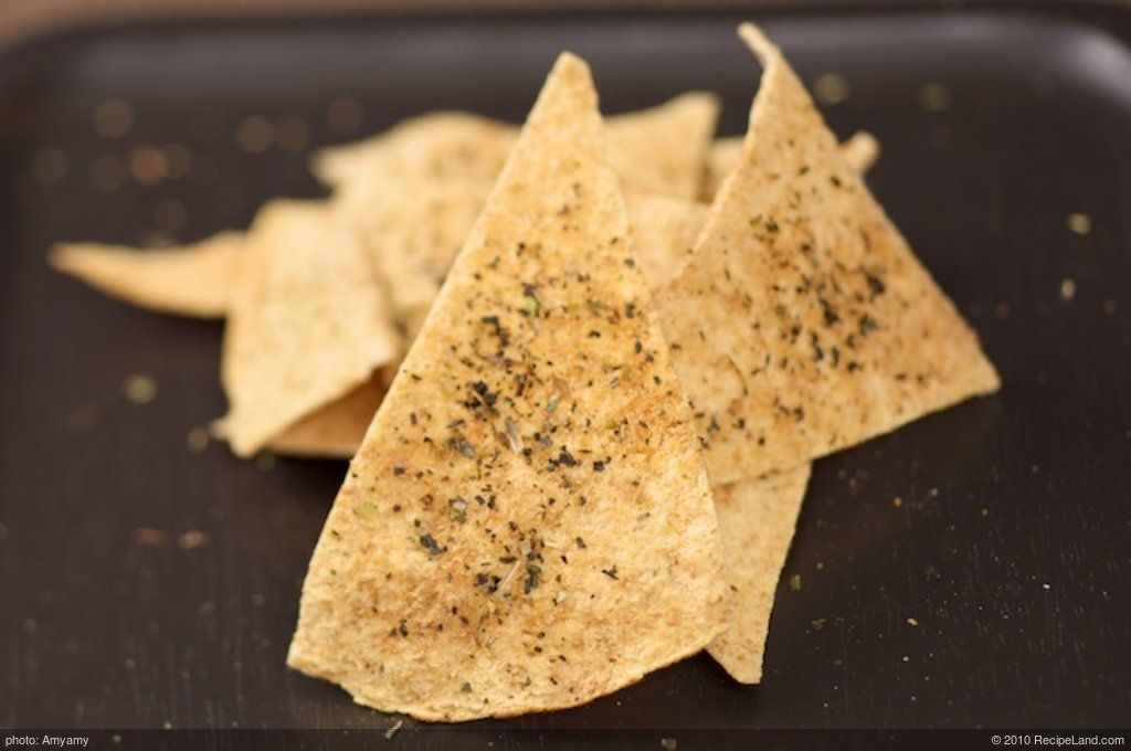 Superbowl Italian Flavored Pita Chips