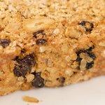 Ginger Pine Nut Biscotti