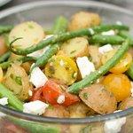 A simply delicious salad.