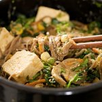 A tangy and tasty Asian soba noodle stew.