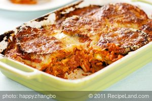 Best Broiled Eggplant Parmesan