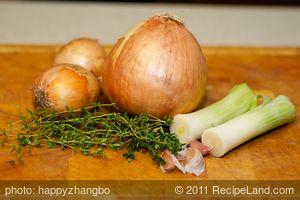 Cheese Onion Leek and Potato Pie
