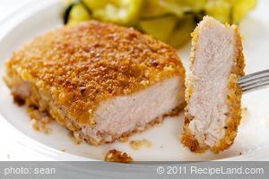 Quick Crispy Pork Chops