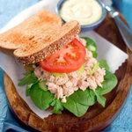 Barack Obama's Tuna Salad