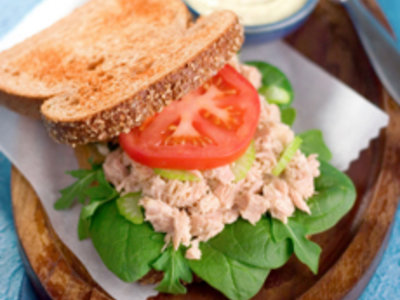 Barack Obama's Tuna Salad
