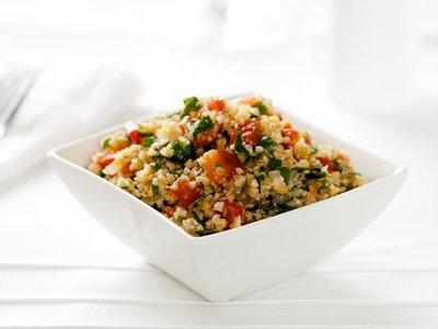 Tabouli (Bulgur Wheat Salad)