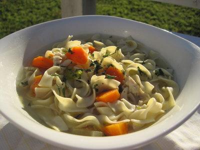 Favorite Chicken Noodle Soup