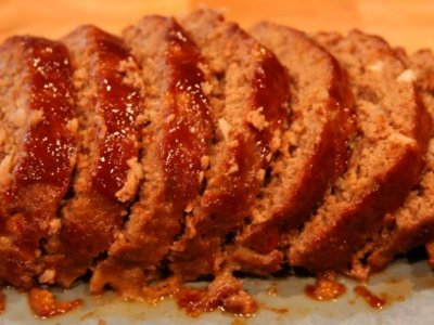 Nutty Meatloaf