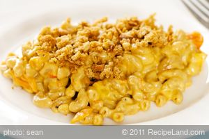 Stove-Top Macaroni and Cheese with Roasted Tomatoes