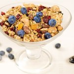 Almond, Cashew and Dried Fruits Granola